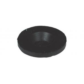 Guarnizione a cappello per galleggiante diam. mm. 20,5