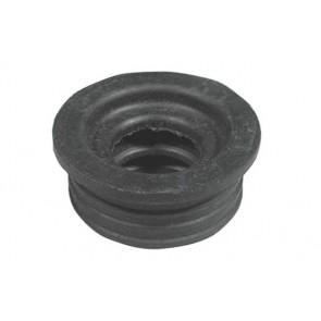 Morsetto in gomma nera per canotti diam. est. mm. 46