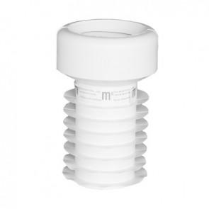Manicotto wc prolungato concentrico d. 90-110
