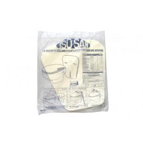 Protezione acustica per sanitari sospesi spessore 5 mm