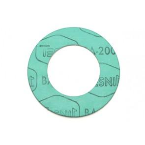 Guarnizione per flange in fasit 202 pn 6 mm2 diam. 100