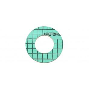 Guarnizione per flange in fasit 202 pn 10/16 mm2 diam. 125