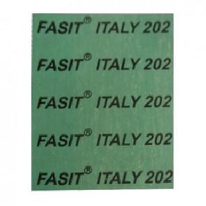 Foglio esente amianto fasit 202 sp. 1,8 mm  - 50x75 cm