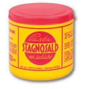 Stagnosald - diossidante per saldature viky 400 gr