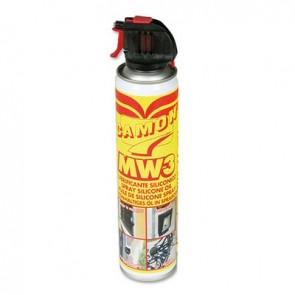 """Lubrificante olio siliconico """"mw3"""" 300 ml"""