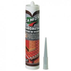 Silicone neutro eurometal testa di moro - 280 ml