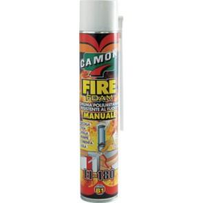 Schiuma poliuretanica resistente al fuoco mod. fire foam 700 ml