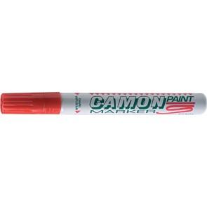 """Pennarelli a vernice indelebile """"camon paint"""" rosso"""