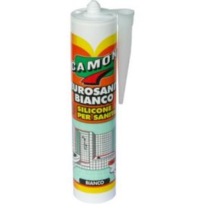 Silicone acetico antimuffa 280 ml 280 ml