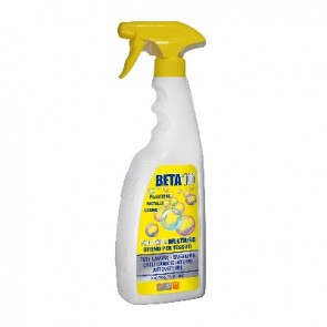 "Sgrassante multisuperfici ""beta 10"" 750 ml"