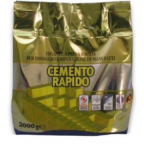 Cemento rapido hq kg 2