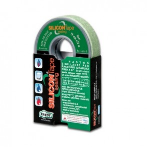 Nastro silicon tape h 14 mm x 15 m