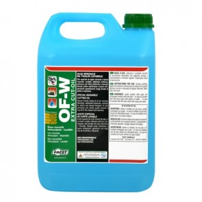Olio per filettare of6 extra cut 5 lt