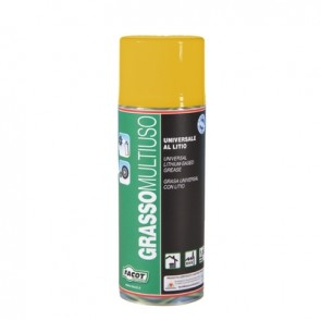 Grasso litio multigrease spray 400 ml