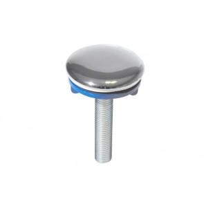 Copriforo lavabo tipo pesante diametro 50 cromo
