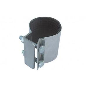 Collare di riparazione con due tiranti 26 - 30 mm.