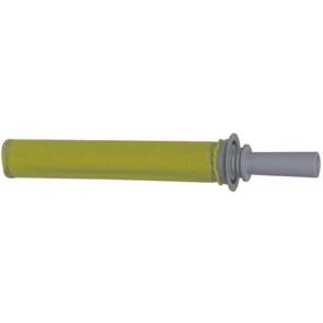 Tassello a calza per iniezione con adattatore per beccuccio 16 x 85