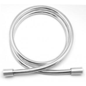 Flessibile doccia cromo silver metallic top quality parigi cm 150