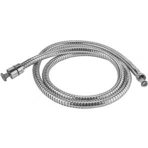 Flessibile doccia doppia aggraffatura conico f 1/2 x f 3/8 cm 150