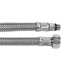Flessibile fxc mok 10 per miscelatori 10 x 1 - F. 3/8 mm 500