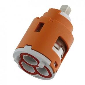 Deviatore rotativo a 2 vie mod. Dr 25 d. 25 diam. 25 mm