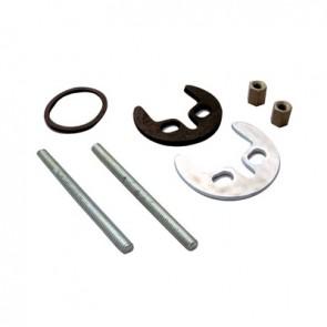 Kit di fissaggio per rubinetteria monocomando blister