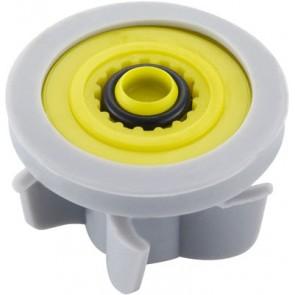 """Regolatore di flusso pcw-02 1/2"""" - 5 l/min. - giallo"""