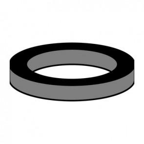 Cfz 10 pz guarnizioni in gomma per cartuccia interna m28 - 19 x 25,9 x 3 mm