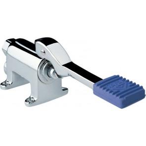 Rubinetto a pedale esterno 1 via s/flessibile s/rubinetto 1/2