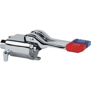 Rubinetto a pedale esterno 2 vie s/flessibile s/rubinetto 1/2