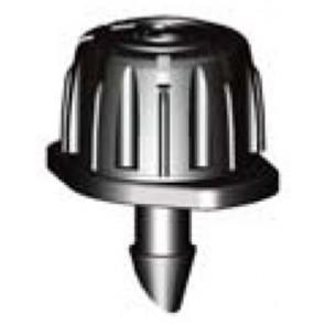 Gocciolatore regolabile 8 getti 360° innesto 4,5 mm