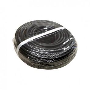 Tubo pvc plastificato simil gomma in bobine diam. int. 5 - est. 8 -150 mt