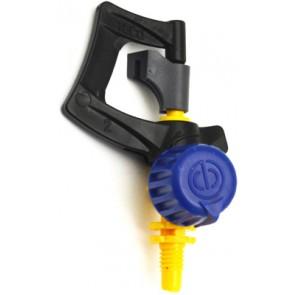 Roto jet regolabile giallo filetto 4,5 mm