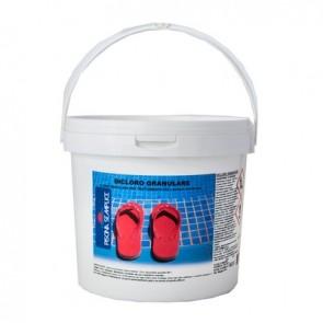 Dicloro granulare al 56% per piscine 5 kg