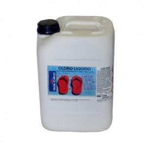 Cloro liquido per piscine 12 kg