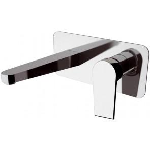 Miscelatore monocomando lavabo ad incasso artic cromo