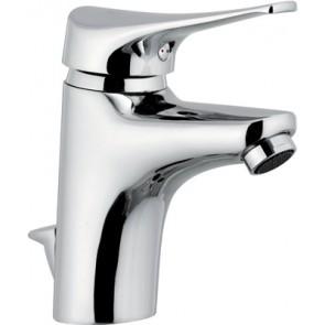 Monocomando lavabo linea maxima cromo