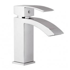 Monocomando lavabo linea marte cromo