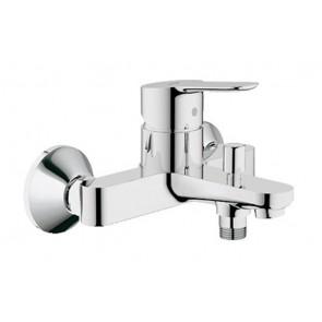 Monocomando vasca-doccia senza accessori bauedge cromo