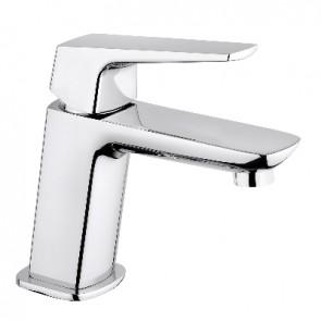 Miscelatore monocomando lavabo linea spartaco cromo