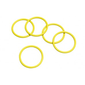 Anello di tenuta o-ring in hnbr gas viega 18 x 2.5