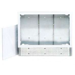 Cassetta regolabile in altezza e profondita' cm 70x62x9