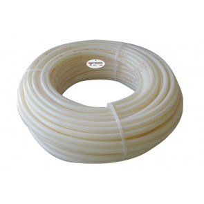 Tubo in polietilene reticolato cobra-pex bianco 15 x 2,5