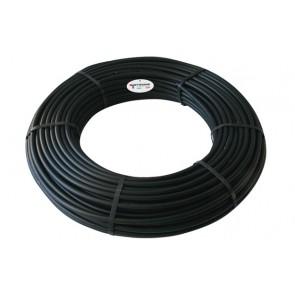 Tubo in polietilene reticolato cobra-pex nero 18 x 2,5