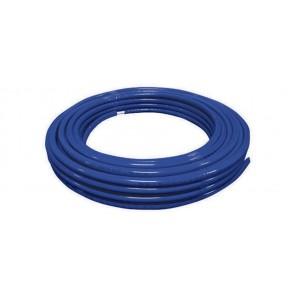 Tubo multi-dian sistema multistrato coibentato blu rotolo 10 mt 20 x 2