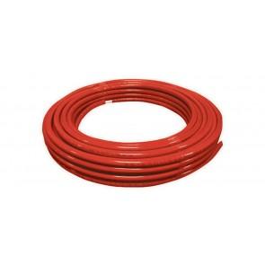 Tubo multi-dian coibentato rosso 20 x 2