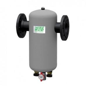 Defangatore per impianti termici con attacchi flangiati d. 80