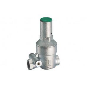 Riduttore di pressione senza manometro in ottone (far) f.f. 1/2