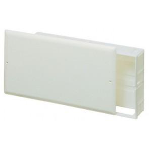 Cassetta di ispezione in plastica per collettori (far) mm. 300 x 250 x 80