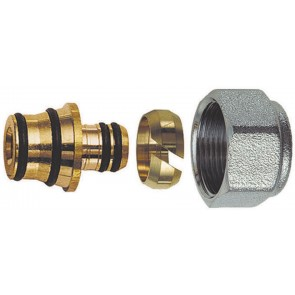 Adattatore per tubo multistrato (sf) diam. 20 x 2.25